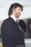 Munich (Germany), April 24, 2000 - after the dress rehearsal  - private picture (c) bocelli.de - thanks to Astrid