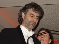 NIAF reception, New York City, 20. 11. 2003, thanks to Carole!
