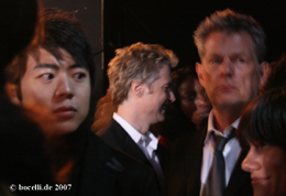Teatro del Silenzio, Lajatico, 5.7.07, Lang Lang, Chris Botti, Heather Headley, David Foster, Elisa - copyright www.bocelli.de