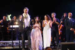 Cinema Tribute Concert, 20.7.08, with Charice, Noa, Gil Dor and Carlo Bernini,  thanks to Annie!