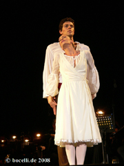 Cinema Tribute Concert, 20.7.08, Roberto Bolle, thanks to Karen!