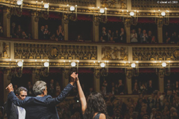 Teatro San Carlo, Naples, May 20, /22, 2019, photo L. Rossetti