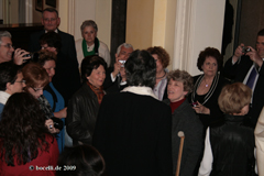 Palermo, 22.3.09, meeting with fans, photo bocelli.de