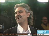 Today Show, NBC, Feb 24, 2006, Turin
