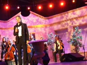 Alan Titchmarsh show, 29.1.08, Photo thanks to Caroline