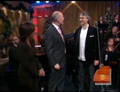 Early with the Stars, CBS, Dec 2, 2008