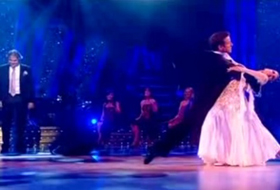 Strictly Come dancing, 5.10.08 GB