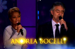 Oprah's Holiday Music Extravaganza 30-11.09 US TV mit Mary J. Blige