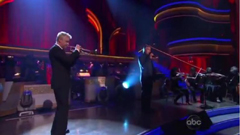 Dancing with the Stars, 8. 11. 11, USA mit Chris Botti